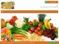 Chez Raymond, Nathalie et Giovanni : corbeille de fruits à Haine-Saint-Pierre
