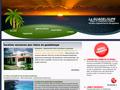 La maison des alizés : location vacances en Guadeloupe - Bungalows et Gîtes