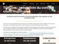 TLM Com : standard virtuel, couplage et téléphonie informatique