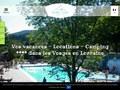 Camping Belle Hutte : camping dans les Vosges