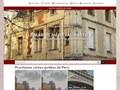 Paris-grad : visite du Marais