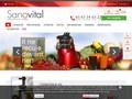Sanovital : centrifugeuse et extracteur de jus