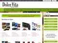 Caffè Dolce Vita : cafés en capsules à Genève