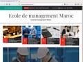 Master en management au Maroc