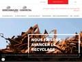 Derichebourg Belgium : recyclage de métaux et ferrailles