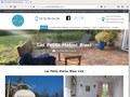 Les Matins Bleus : studio à Sainte-Marguerite-de-Viette