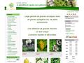 Exoplantus - Le spécialiste de la graine rare