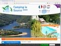 La Source : camping en Auvergne