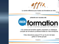Affix Formation : un important catalogue de formation sur Paris