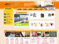 Variance Store : store bateau, enrouleur, venitien, interieur, verticaux, plissé et moustiquaires