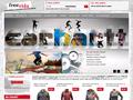 Free Ride : boutique de snowboard en ligne