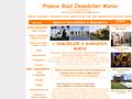 Agence immobilière à Marrakech au Maroc