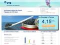 VTB Direct : épargne et compte à terme - rémunération fixe, pour une durée à court ou moyen terme