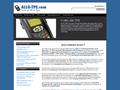 Allo Tpe : Vente terminal de paiement électronique - logos CB EMV et AMEX