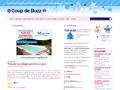 Coupdebuzz : promotion de votre site, liens dur, liens profonds et visiteurs - Digg like