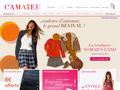 Camaieu : vêtement femme, mode femme, boutique mode et tendance