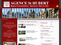 Agence immobil�re Saint Hubert � Fontainebleau - magazine immobilier des agences Saint-Hubert