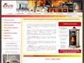 Calvy : spécialiste des cuisinières à bois - poêle à pellets