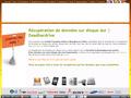 Dead Hard Drive : entreprise spécialisée en récupération de données sur disque dur endommagé
