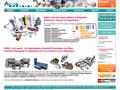 Agis : fabricant d'étiquettes adhésives vierges ou imprimées - imprimante et accessoires étiquettes
