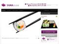 Yama Sushi : Choisissez de chez vous nos spécialités japonaises et nous vous livrons