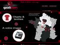 Goodicom : goodies publicitaire, objets publicitaires, objet promotionnel et cadeau d'affaire