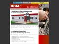 BCM : Bâtiment et bureau préfabriqué, construction et bureau modulaire - acier galvanisé inoxydable