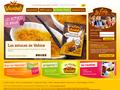 Desserts colorés et embellis avec Vahine.fr