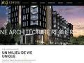 Ma Condos : projet de condominiums - Le Triangle à Montréal