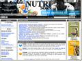 Nutrisorn : musculation et nutrition - prendre du poids ou perdre du poids et diététique