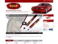 Les crayons Easytouchup : stylo de retouche pour automobile - peinture originale des marques