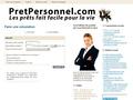 Prêt Personnel : concrétiser vos projets et ne pas justifier l'argent emprunté
