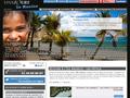 Voyages ile Maurice : sable fin et blond, mer azurée et chaude, poissons et cocotier - Vivatours