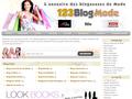123 Blog Mode : annuaire qui référence les meilleurs blogueurs et blogeuses de mode
