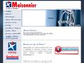 Sarl Maisonnier : vente de mat�riaux de construction, bricolage, carrelage, chemin�es et meubles