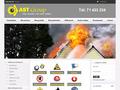 AST Group : systèmes d'alarme, vidéosurveillance, télésurveillance, contrôle d'accès et pointage
