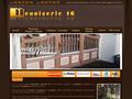 Menuiserie 16 : tous vos besoins en menuiserie à Angoulême - parquets, cuisines et escalier