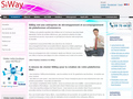 Siway : cr�ation de sites internet, web e-commerce et communautaire