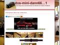 Autos Mini Dann66 : collection de voitures miniatures marques françaises