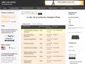 Emploi Paris : stagiaire, freelance ou à la recherche d'un emploi stable - consultation de CV