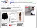 La Mini Jupe : approche mode dédiée à un unique type d'habit - matière, coupe et couleur