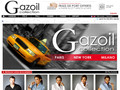 Gazoil Collection : chemises hommes orient� urban wear mixte
