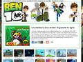 Jeux de Ben10 : vivre les aventures de Ben dans son combat contre les aliens