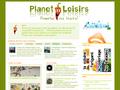 Planet Loisirs : guide des sorties originales en famille - activité manuelle, créative et sportive