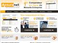 Assuranet : mutuelle d'entreprise, TNS et assurance de prêt - comparateur et devis