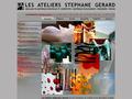 Ateliers Stephane Gerard : Moulage de matériaux nouveaux et composites, ingénierie et design - Paris