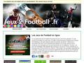 Jeux de Football : sélection de jeux de foot en flash pour jouer en ligne