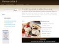 Panna Cotta : d�couvrez diff�rentes recettes pour pr�parer une panna cotta