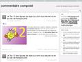 Commentaire Composé : rédiger de bons commentaires composés et réussir au bac de français