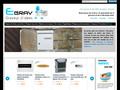 E-Grav : gravure de plaques, plaque boite aux lettres, portes, tampons encreurs et signaletique